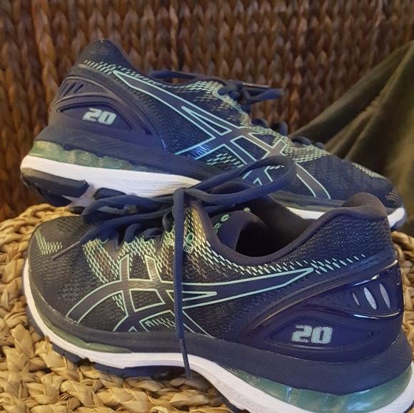 Asics Shoes   Gel Nimbus 20 D Running